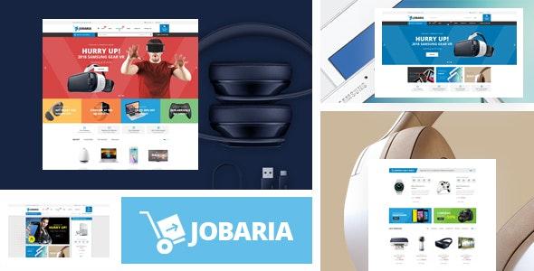 Jobaria - 科技产品WooCommerce主题