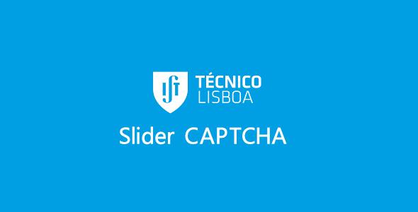 Slider CAPTCHA - 滑块式验证码WordPress插件