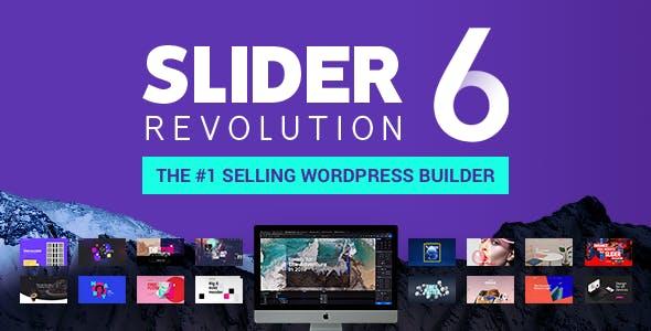 Slider Revolution 滑块幻灯插件