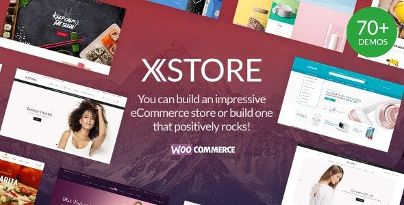 XStore响应式多用途WooCommerce主题