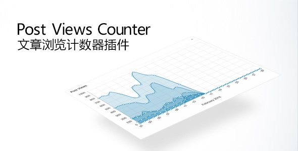 Post Views Counter文章浏览量计数WordPress插件