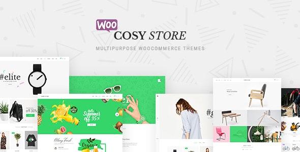 Cosi - 多用途WooCommerce 商城WordPress主题