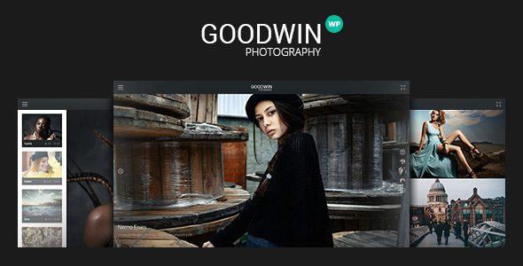 GoodWin - 摄影画廊作品展示WordPress主题