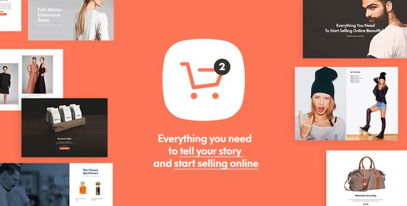 Shopkeeper简洁时尚购物商城主题[更新至v2.0.6]