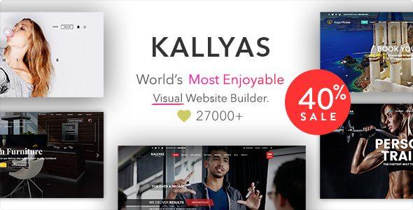 多功能WordPress主题Kallyas汉化版