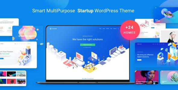 Atomlab - 多用途创意WordPress汉化主题