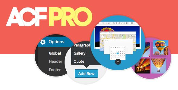 Advanced Custom Fields PRO -高级自定义字段WordPress插件
